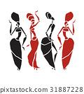 dance, vector, design 31887228