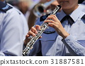 clarinet, play, playing 31887581