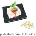 cold, tofu, food 31889417