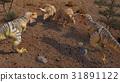 dinosuar 3D Rendering 31891122