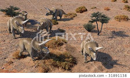 dinosuar 3D Rendering 31891138