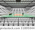 arena, volleyball, beautiful 31895044