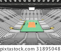 arena, volleyball, beautiful 31895048