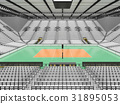 arena, volleyball, beautiful 31895053