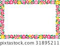 槿 花朵 花卉 31895211