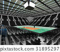 arena, volleyball, beautiful 31895297