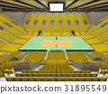 arena, volleyball, beautiful 31895549