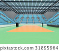 arena, volleyball, seats 31895964