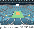 arena, volleyball, seats 31895966