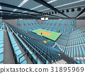arena, volleyball, seats 31895969