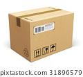 Cardboard box 31896579