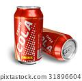 cola drink aluminum 31896604