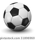Football or soccer ball 31896960