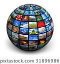 Picture globe 31896986