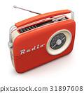 Vintage radio 31897608