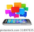 mobile social media 31897635