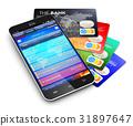 mobile banking finance 31897647
