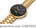 watch, clock, wristwatch 31897656