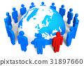 Social network concept 31897660