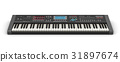Professional musical synthesizer 31897674