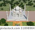 Taj Mahal in India 31898964