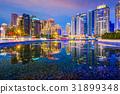 Taichung, Taiwan Cityscape 31899348