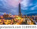 Taipei Taiwan Skyline 31899365