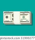 vector banknote dollar 31900277