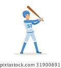 選手 運動 棒球 31900691