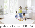 일본인 부모와 자식 31908243