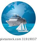 cruise, ship, vacation 31919037