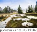 美国黄石公园西姆盆地 31919182