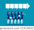 Discussion. Businesswoman team talking 31919932