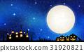 halloween, pumpkin, ghost 31920821