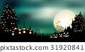 halloween, pumpkin, ghost 31920841