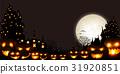 halloween, pumpkin, ghost 31920851