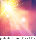 Soft colored abstract light background. Vector 31921319