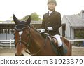骑马的妇女 31923379