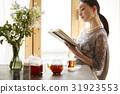 茶時間女人閱讀 31923553
