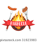barbecue, barbequing, party 31923983