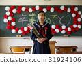 畢業學校女孩畫像 31924106