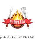 barbecue, barbecued, barbequing 31924341
