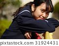 少女 学生 小学生 31924431