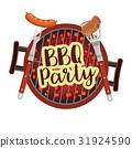 bbq, barbecue, grill 31924590