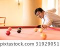 台球 桌球 水池 31929051