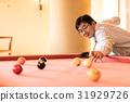 台球 桌球 水池 31929726