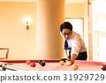 台球 桌球 水池 31929729