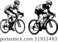 bicycle, vector, bike 31931463