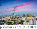 Tokyo Japan Cityscape 31931878