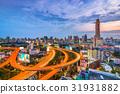 Bangkok Thailand Skyline 31931882